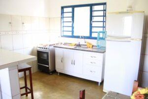 Sophie cozinha
